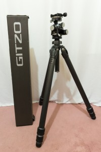 GITZO三脚(マウンテニア3型) GT3532