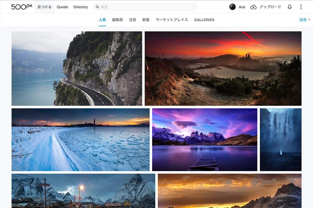 世界一のアクティブユーザー数の写真投稿SNSサイト