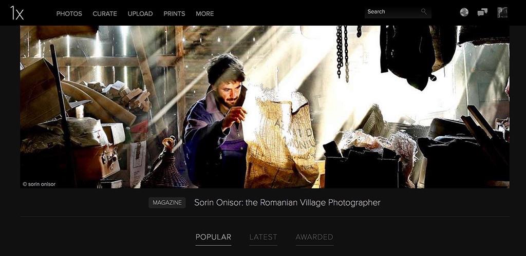 感動的な海外の風景写真が集まる写真投稿サイトの1Xの真相に衝撃