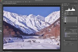 PhotoshopのRAW現像で色かぶり補正の方法