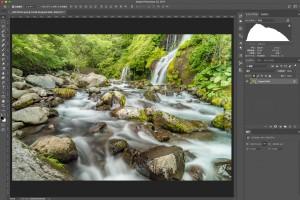 Photoshopのハイパスで風景写真をシャープにする方法