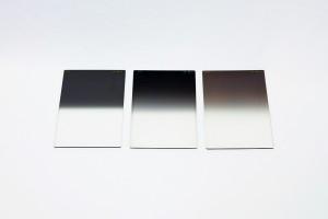 角型ハーフNDフィルターの種類と簡単な使い方