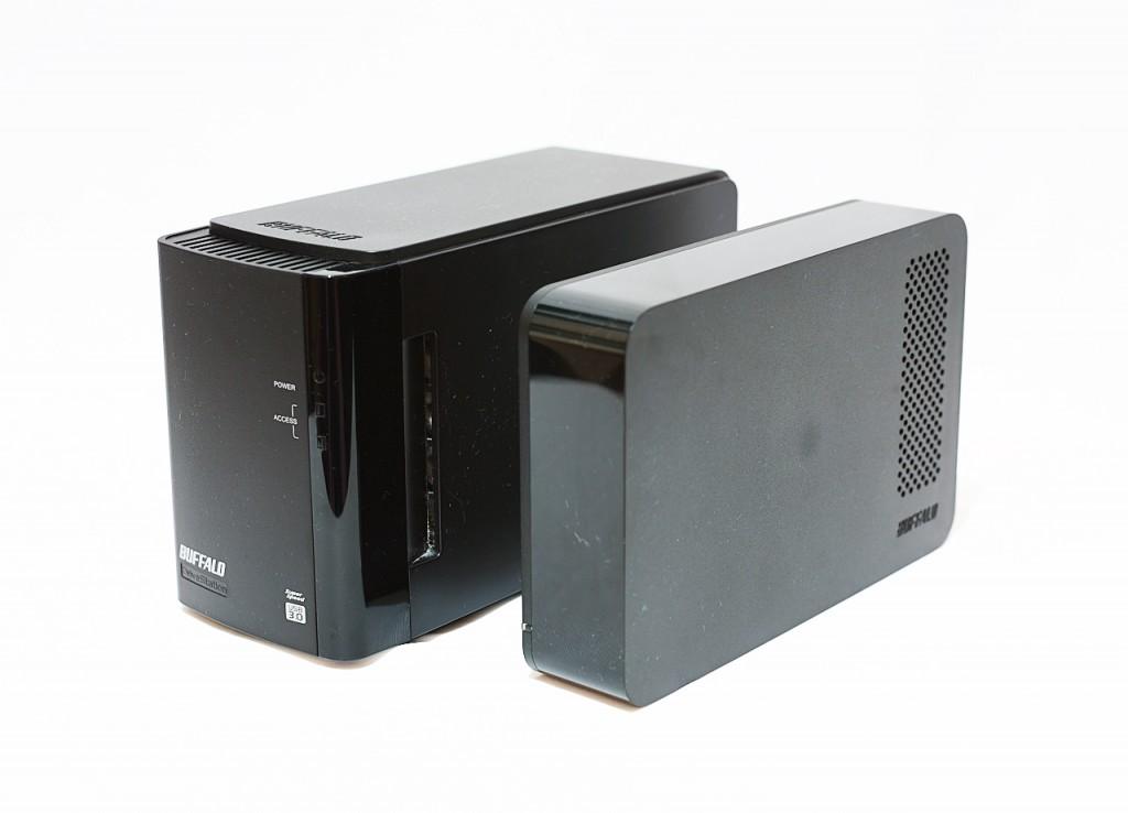 写真データをパソコンで整理し外付けハードに保存する環境はRAIDが最適